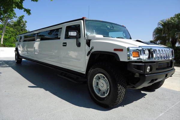 14 Person Hummer Syracuse Limo Rental
