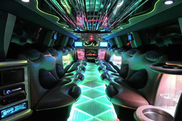 14 Person Hummer Limo Rental Syracuse