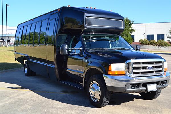 15 Person Party Bus Syracuse