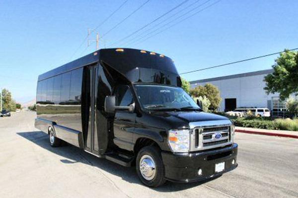 20 Person Party Bus Syracuse