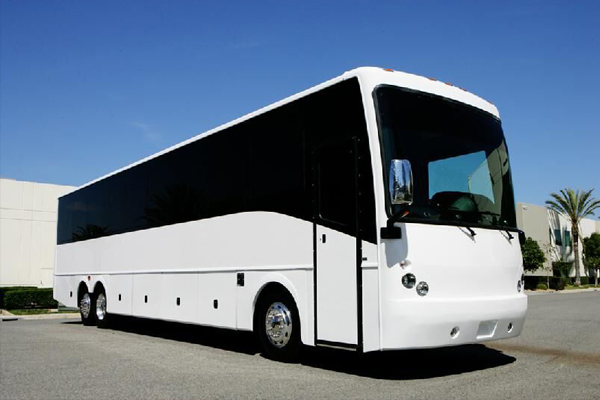 50 Person Charter Bus Service Syracuse