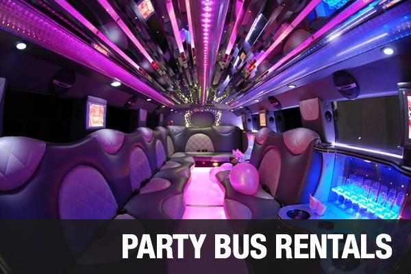 Party Bus Rentals Syracuse