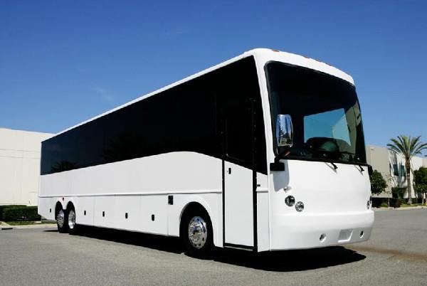 Syracuse 50 Passenger Charter Bus