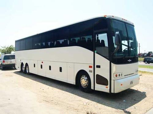 Syracuse 56 Passenger Charter Bus